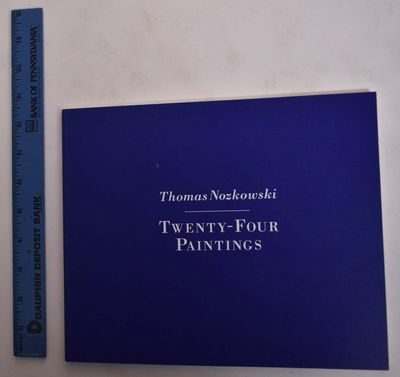 Washington, D. C.: Corcoran Gallery of Art, 1997. Softcover. VG+. Blue wraps with white lettering on...