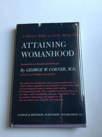 Attaining Womanhood A Doctor Talks To Girls About Sex