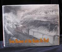 Iron Horses of the Santa Fe Trail by Worley  E.D - First Edition - 1965 - from Montanita Publishing  (SKU: 259)
