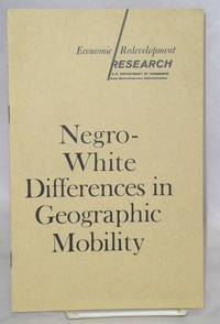 image of Negro-White differences in geographic mobility