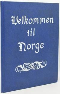 [VIRGINIA] [SIGNED] VELKOMMEN TIL NORGE: A PICTORIAL HISTORY OF NORGE, VIRGINIA