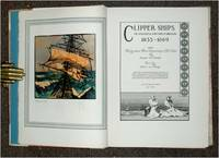 Clipper Ships of America and Great Britain. 1833-1869.