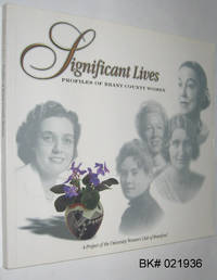 Significant Lives: Profiles of Brant County Women