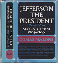 image of Jefferson the President, Second Term, 1805-1809 (Jefferson and His Time, 5)