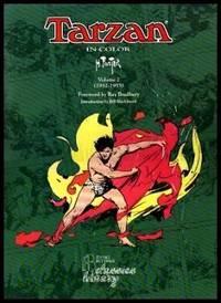 TARZAN IN COLOR: Volume 2: 1932 - 1933