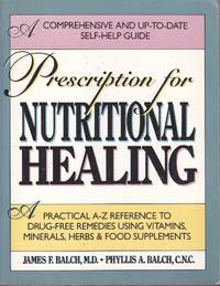 image of Prescription for Nutritional Healing