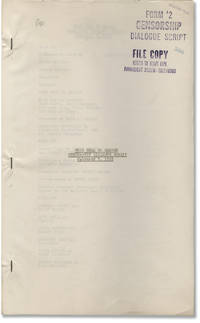image of From Hell to Heaven (Original screenplay for the 1933 film)