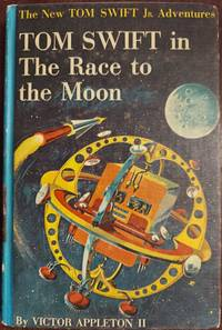 image of Tom Swift in The Race to the Moon (#12)