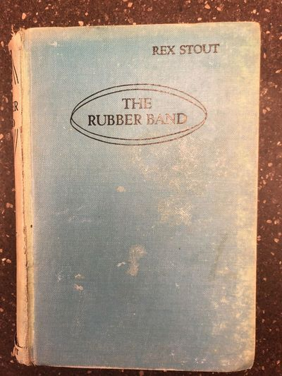 New York: Farrar & Rinehart, 1936. First Edition, Second Printing. Hardcover. Octavo, 302 pages; G; ...