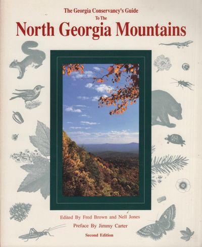 Marietta, Georgia: Georgia Conservancy. Distributed by Longstreet Press, 1991. Second Edition. Paper...
