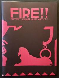 Fire!! Devoted to Younger Negro Artists (Including the Publisher's Inserted Introduction/Prospectus)
