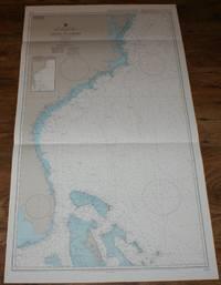 Nautical Chart No. 2710 North America - East Coast, Delaware Bay to Straits of Florida