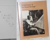 image of Reminiscences of Sea Island Heritage legacy of Freedmen on St. Helena Island [signed]
