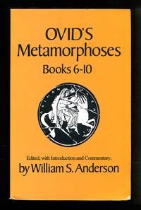 image of Ovid's Metamorphoses, Books 6-10