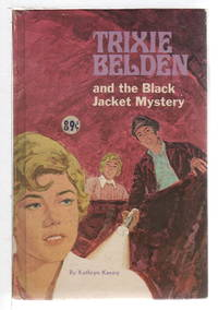 image of TRIXIE BELDEN and the BLACK JACKET MYSTERY, #8.