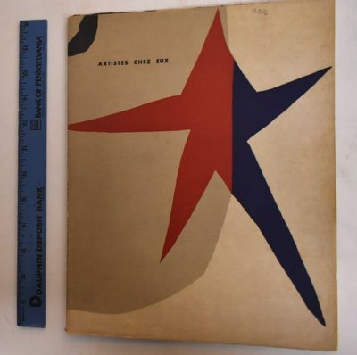 Paris: Art d'Aujourd'hui, 1949. Softcover. G, cover is soiled and worn. Pencil markings on front. Pa...