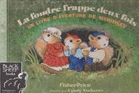 image of La Foudre Frappe Deux Fois Un Livre D'Aventuire De Woodsey