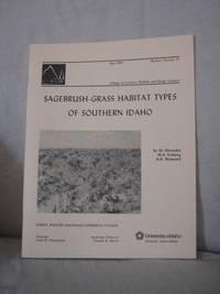 Sagebrush-Grass Habitat Types Of Southern Idaho