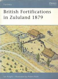 image of BRITISH FORTIFICATIONS IN ZULULAND 1879