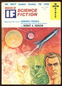 IF Science Fiction Magazine; July, 1964; Vol 14, No. 3