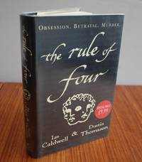 The Rule of Four - UK 1st EDITION, 1st PRINTING