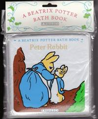 """- """"Peter Rabbit Bath Book""""  -Bath-time fun with Peter Rabbit and Friends -  Waterproof Book  (floats in the tub)"""