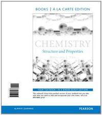 image of Chemistry: Structure and Properties, Books a la Carte Edition