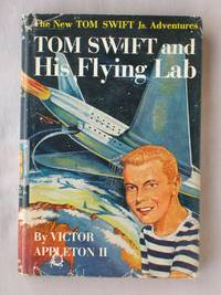 image of Tom Swift and His Flying Lab: The New Tom Swift Jr. Adventures #1