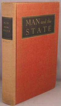 image of Man and the State: Modern Political Ideas.