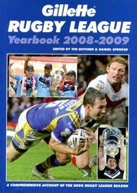 image of Gillette Rugby League Yearbook 2008-2009: A Comprehensive Account of the 2008 Rugby League Season