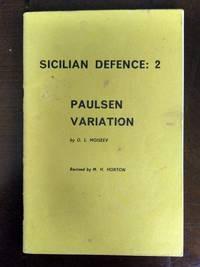 Sicilian defence, 2: Paulsen variation