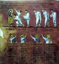 Codex Purpureus Rossanensis: Museo dell'Arcivescovado, Rossano Calabro.  I. Commentarium.  II. Facsimile