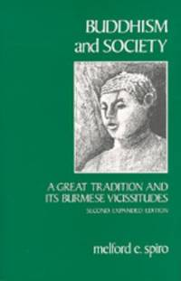 image of Buddhism and Society : A Great Tradition and Its Burmese Vicissitudes
