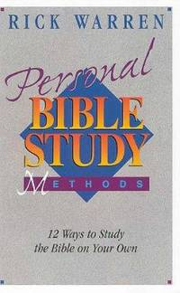 image of Personal Bible Study Methods