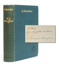 Ashenden, or The British Agent (Presentation copy)