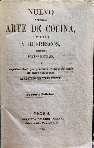 NUEVO Y SENCILLO ARTE DE COCINA,...