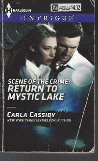 Scene of the Crime: Return to Mystic Lake (Harlequin Intrigue)