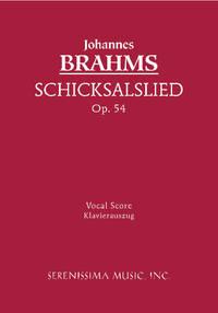 Schicksalslied, Op.54
