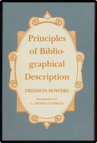 image of Principles of bibliographical description.