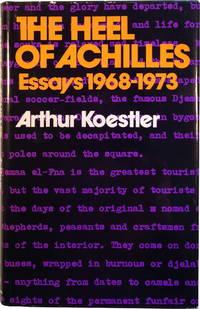 The Heel of Longing: Essays 1968-1973
