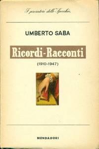 Ricordi - Racconti (1910-1947)