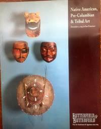 Native American, Pre-Columbian & Tribal Art (December 7, 1993 in San Francisco)