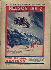 """image of THE NELSON LEE LIBRARY; The St. Frank's Weekly: No 532, August, Aug. 15, 1925 (""""The Pearl Hunters"""")"""