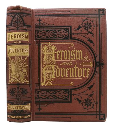 London: Frederick Warne and Co, (n. d.). Ca mid-1870s. Brown cloth binding stamped in black & gilt. ...