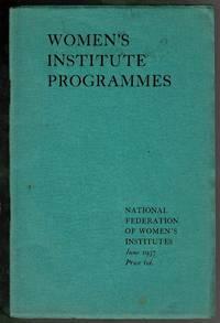 image of Women's Institute Programmes