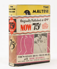 The Maltese Falcon by  Dashiell Hammett - Later edition, seventh printing - 1931 - from James Cummins Bookseller (SKU: 255745)