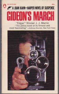 Gideon's March: A Joan Kahn-Harper Novel of Suspense
