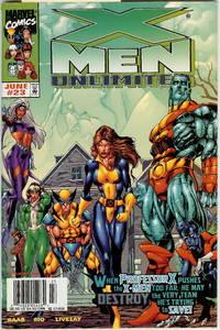 X-Men Unlimited : Volume 1 Number 23 June 1999