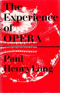 image of The Experience of Opera.