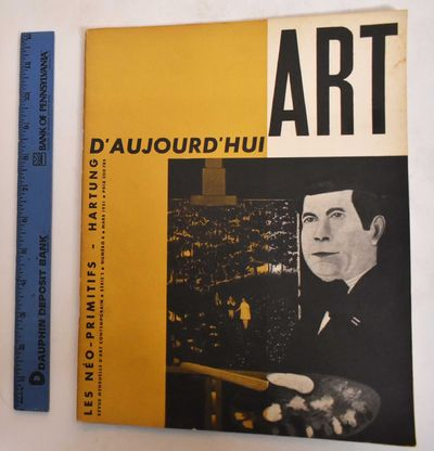 Paris: Art d'Aujourd'hui, 1951. Softcover. VG-, slight wear along edges, slightly soiled/rubbing on ...